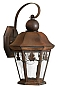 Traditional Pacifica Collection 14 1/2 High Outdoor Wall Light